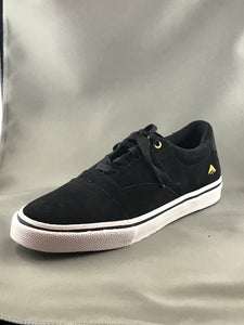 Emerica Provider Blk/White/Gold