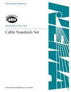 ANSI/NEMA ICEA WC SET Cable Standards Set