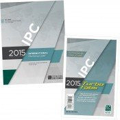 2015 INTERNATIONAL PLUMBING CODE & TAB COMBO SOFT COVER, TABS