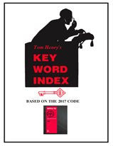 2017 Key Word Index by Tom Henry