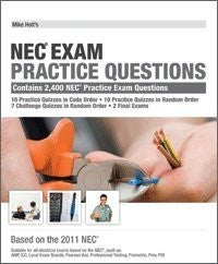 Mike Holt's NEC Exam Practice Questions 2011 Edition