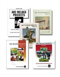 Arc Welded Projects (5) Vol. Bundle