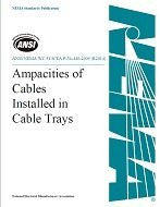 Ampacities of Cables Installed in Cable Trays (ANSI/NEMA WC 51-2009/ICEA P-54-440 )