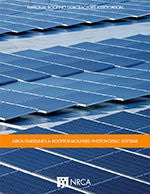 NRCA Guidelines for Rooftop-mounted Photovoltaic Systems, 2015 edition