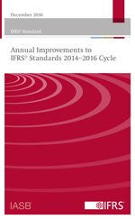 Annual Improvements to IFRS Standards 2014-2016 Cycle