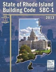 STATE OF RHODE ISLAND BUILDING CODE