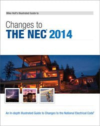Mike Holt's Changes to the NEC 2014