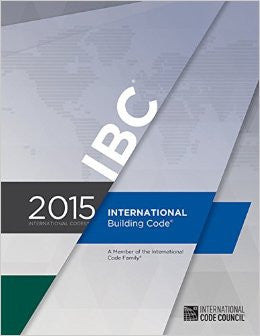 2015 International Building Code & Tab Combo