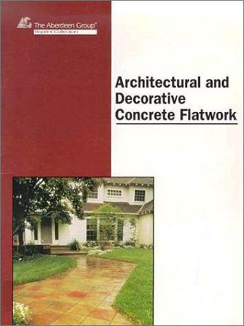 Architectural & Decorative Concrete Flatwork
