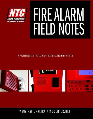 01A - Fire Alarm Field Notes