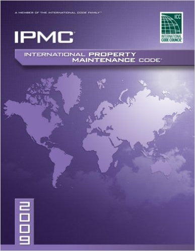 2009 International Property Maintenance Code (International Code Council Series)