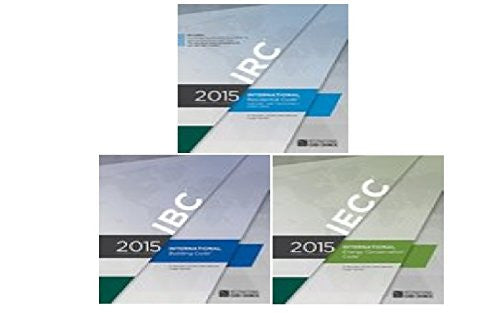 2015 International Residential Code for One- and Two-Family Dwellings Book Bundle