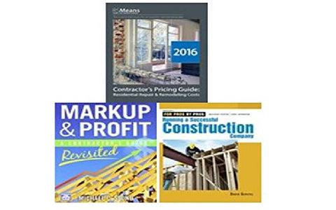 RSMeans Contractor's Pricing Guide: Residential Repair & Remodeling 2016