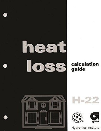 Heat Loss Calculation Guide H-22