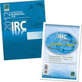 2012 Loose Leaf International Residential Code & Tab Combo