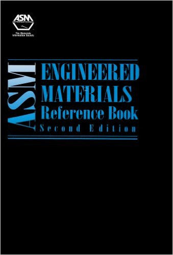 ASM Engineering Materials Reference Book, Second Edition
