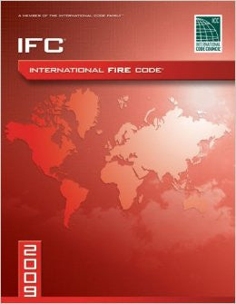 2009 International Fire Code: Softcover Version (International Code Council Series)