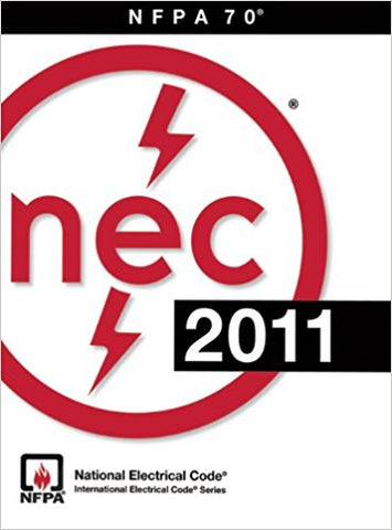 NFPA 70: National Electrical Code (NEC) Softbound, 2011 Edition