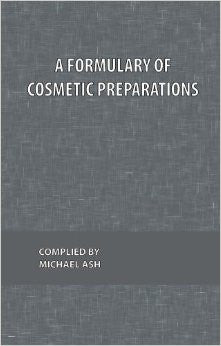 A Formulary of Cosmetic Preparations