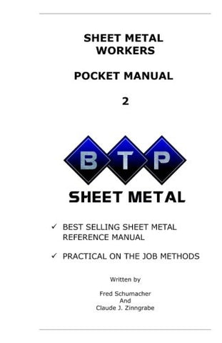 Sheet Metal Workers Pocket Manual