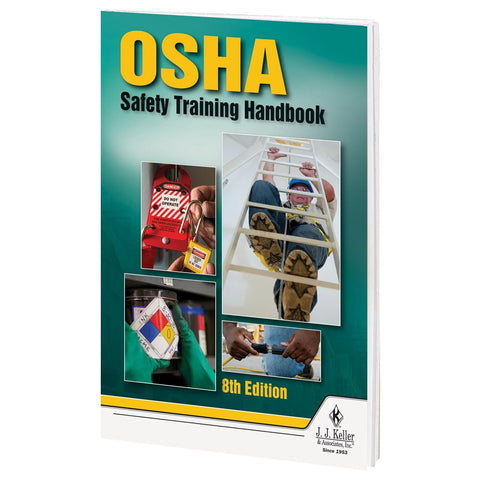 OSHA Safety Training Handbook - 8th Edition