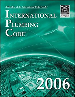 2006 International Plumbing Code (International Code Council Series)
