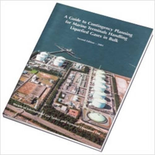 Guide to Contingency Planning for Marine Terminals Handling Liquefied Gas Carriers in Bulk