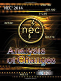 Analysis of Changes, 2014 NEC