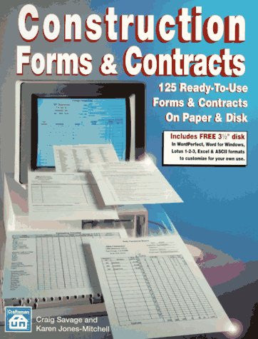Construction Forms and Contracts