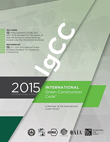 2015 International Green Construction Code® (IgCC®)