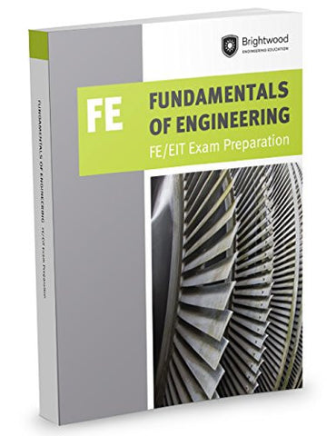Fundamentals of Engineering FE/EIT Exam Preparation