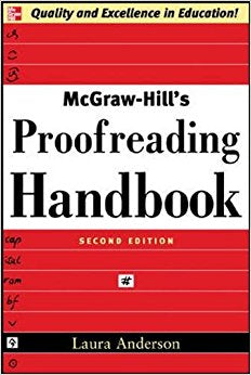 McGraw-Hill's Proofreading Handbook (NTC Reference)