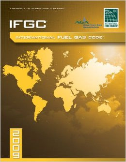 2009 International Fuel Gas Code: Looseleaf Version (International Code Council Series)
