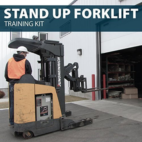 Forklift (Stand Up) Training Kit (CD)