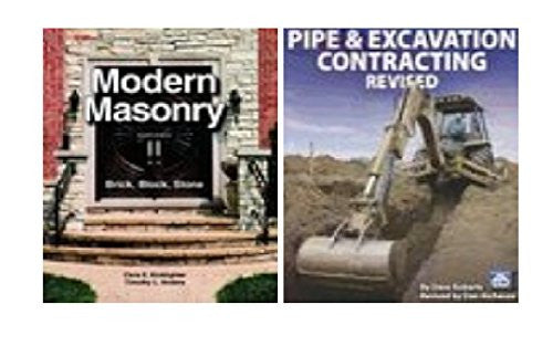 Pipe & Excavation Contracting Revised Book Bundle