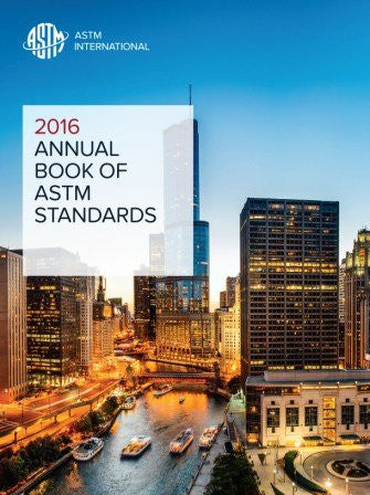 ASTM VOLUME 04.01:2016 ASTM Book of Standards Volume 04.01: Construction: Cement; Lime; Gypsum