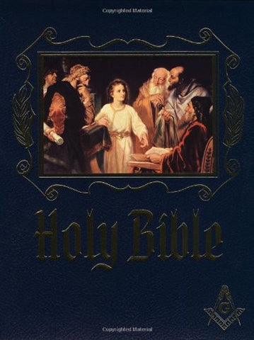 Holy Bible (Masonic Heirloom Edition)