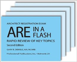 ARE in a Flash: Rapid Review of Key Topics, 2nd Ed