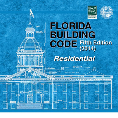 Florida Building Code - Residential, 5th edition (2014)