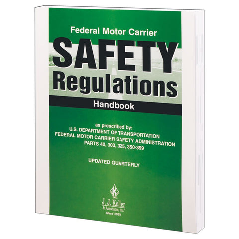 Federal Motor Carrier Safety Regulations Handbook (017H)