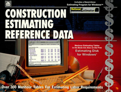 Construction Estimating Reference Data