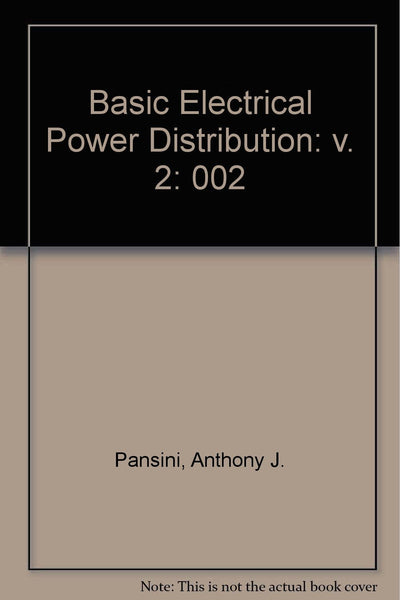 Basic Electrical Power Distribution