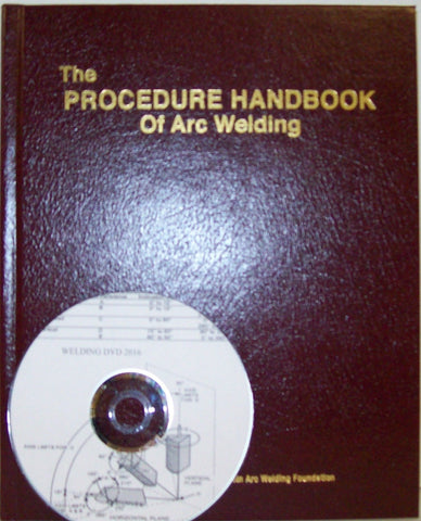 The Procedure Handbook of Arc Welding, 14th Edition