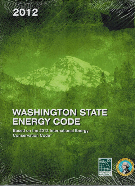 2012 Washington State Energy Code