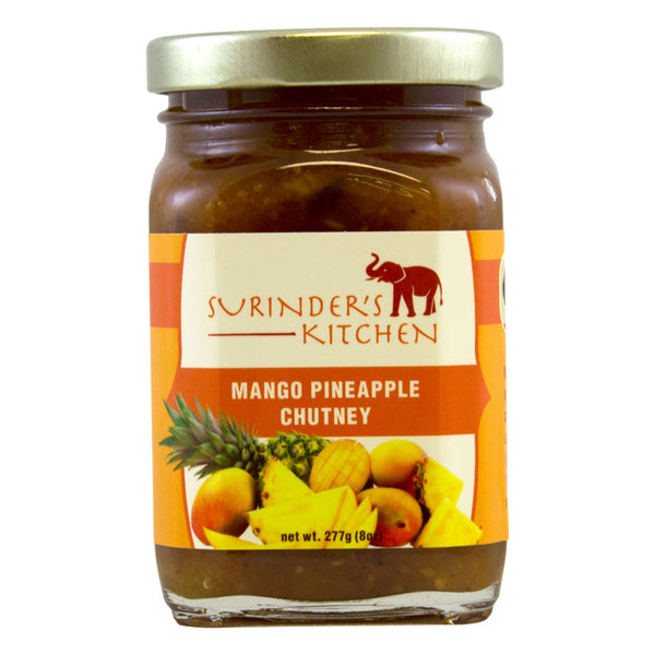 Surinder's Kitchen Mango Pineapple Chutney