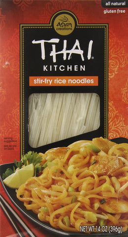 Stir fry rice noodles 6 packs of 14 oz cooking thai food cooking thai food stir fry rice noodles 6 packs of 14 oz ccuart Image collections