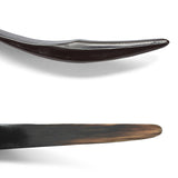Buffalo Horn Knife 15 Inch - Cooking Thai Food