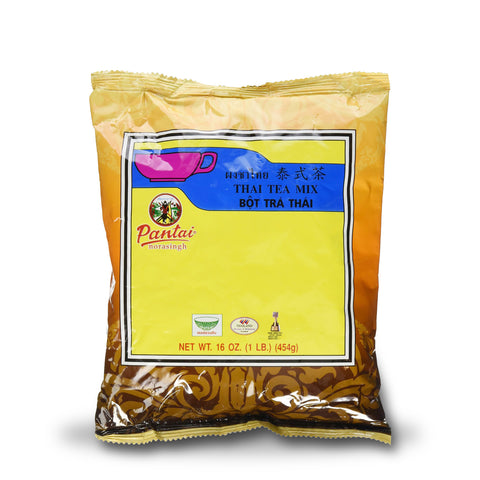 Thai Iced Tea Mix, 1 Pound Bag - Cooking Thai Food