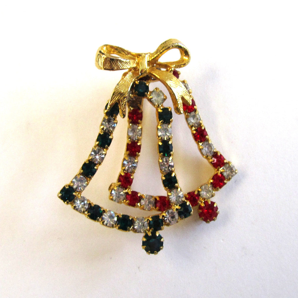 Christmas Bells Pin