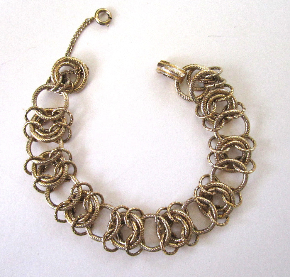 Gold-Filled Multi-Link Bracelet
